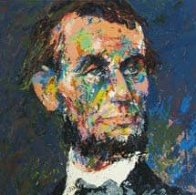 Lincoln 1969   Limited Edition Print by LeRoy Neiman - 2