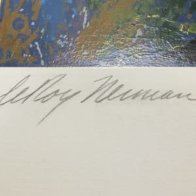 Lincoln 1969   Limited Edition Print by LeRoy Neiman - 3