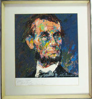 Lincoln 1969   Limited Edition Print by LeRoy Neiman - 1