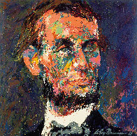 Lincoln 1969   Limited Edition Print by LeRoy Neiman - 0