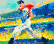Dimaggio Cut Limited Edition Print by LeRoy Neiman - 0