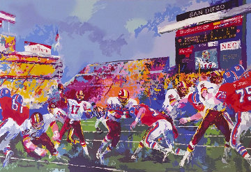In the Pocket Limited Edition Print - LeRoy Neiman