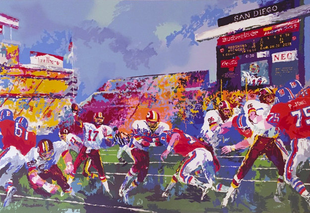 In the Pocket Limited Edition Print by LeRoy Neiman