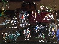 Le Nuit De Paris 1980 Limited Edition Print by LeRoy Neiman - 1