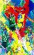 Magic Johnson AP Limited Edition Print by LeRoy Neiman - 0