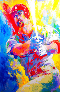 Mark McGwire 1999 HS by Mark Limited Edition Print - LeRoy Neiman