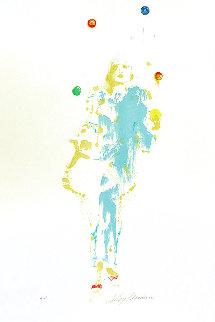 Pierrot the Juggler AP Limited Edition Print - LeRoy Neiman