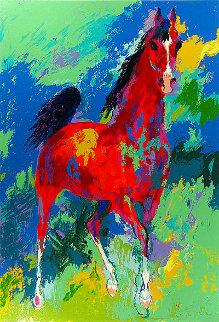 Khemosabi 1985 Limited Edition Print - LeRoy Neiman