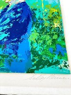 White House Signing of the Egyptian-Israeli Peace Treaty 1980 Limited Edition Print by LeRoy Neiman - 2