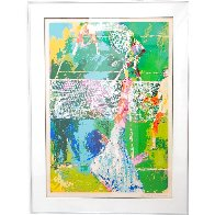 Racketeers 1974 Limited Edition Print by LeRoy Neiman - 1