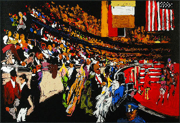 International Horse Show,  New York Limited Edition Print - LeRoy Neiman