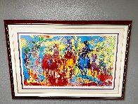 Stretch Stampede AP 1979 Limited Edition Print by LeRoy Neiman - 1
