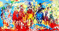Stretch Stampede AP 1979 Limited Edition Print by LeRoy Neiman - 0
