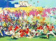 Buckeye Scoreboard Limited Edition Print by LeRoy Neiman - 0