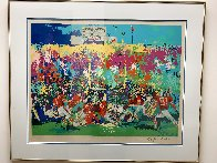 Buckeye Scoreboard Limited Edition Print by LeRoy Neiman - 1