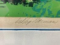 Buckeye Scoreboard Limited Edition Print by LeRoy Neiman - 2