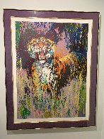 Tiger 1973 Limited Edition Print by LeRoy Neiman - 1