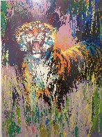 Tiger 1973 Limited Edition Print by LeRoy Neiman - 2