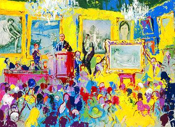 International Auction 2005 Limited Edition Print - LeRoy Neiman