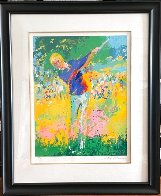 Tee Shot 1972 Limited Edition Print by LeRoy Neiman - 1