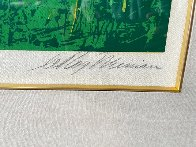 Tee Shot 1972 Limited Edition Print by LeRoy Neiman - 2
