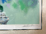 Lady Liberty 1985 Limited Edition Print by LeRoy Neiman - 2