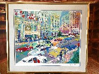Nob Hill 1985 Limited Edition Print by LeRoy Neiman - 2