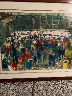 Chicago Options Limited Edition Print by LeRoy Neiman - 3
