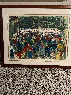 Chicago Options Limited Edition Print by LeRoy Neiman - 1