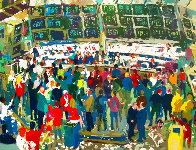 Chicago Options Limited Edition Print by LeRoy Neiman - 0