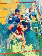 Olympic Boxers AP 1980 Limited Edition Print by LeRoy Neiman - 4