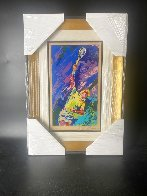 Classic Serve 1974 Limited Edition Print by LeRoy Neiman - 1