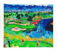 Cove At Vintage 1986 Limited Edition Print by LeRoy Neiman - 0