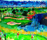 Cove At Vintage 1986 Limited Edition Print by LeRoy Neiman - 1