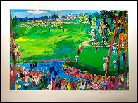 Ryder Cup - Valhalla 2008 Limited Edition Print by LeRoy Neiman - 1