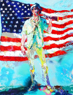 Minuteman 2002 Limited Edition Print by LeRoy Neiman - 0