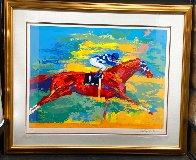 Great Secretariat 2004 Limited Edition Print by LeRoy Neiman - 1
