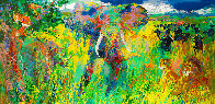 Big Five 2001 Limited Edition Print by LeRoy Neiman - 0