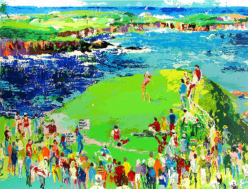 16th At Cypress 1982 Limited Edition Print - LeRoy Neiman