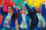Three Tenors 1996 Limited Edition Print by LeRoy Neiman - 0