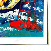 1970 America's Cup, Intrepid Vs Gretel II 2007 Limited Edition Print by LeRoy Neiman - 3