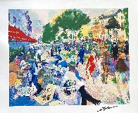 Fouquet's 1993 HS Limited Edition Print by LeRoy Neiman - 1