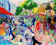 Fouquet's 1993 HS Limited Edition Print by LeRoy Neiman - 0
