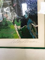 Chateau Hunt 1979 Limited Edition Print by LeRoy Neiman - 2