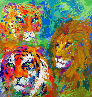Family Portrait 2005 Limited Edition Print by LeRoy Neiman