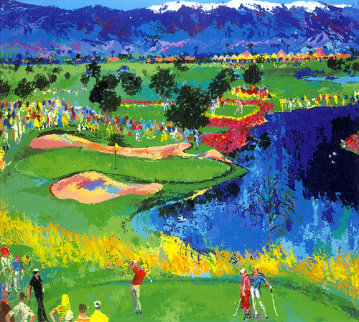Cove at Vintage 1986 Limited Edition Print - LeRoy Neiman
