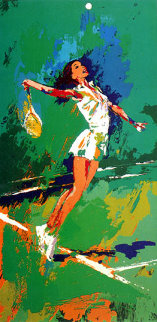 Sweet Serve 1980 Limited Edition Print by LeRoy Neiman