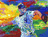 Rocket Roger Clemens 2003 Limited Edition Print by LeRoy Neiman - 0