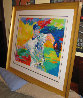 Rocket Roger Clemens 2003 Limited Edition Print by LeRoy Neiman - 1