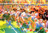 Silverdome Superbowl 1982 Limited Edition Print by LeRoy Neiman - 0
